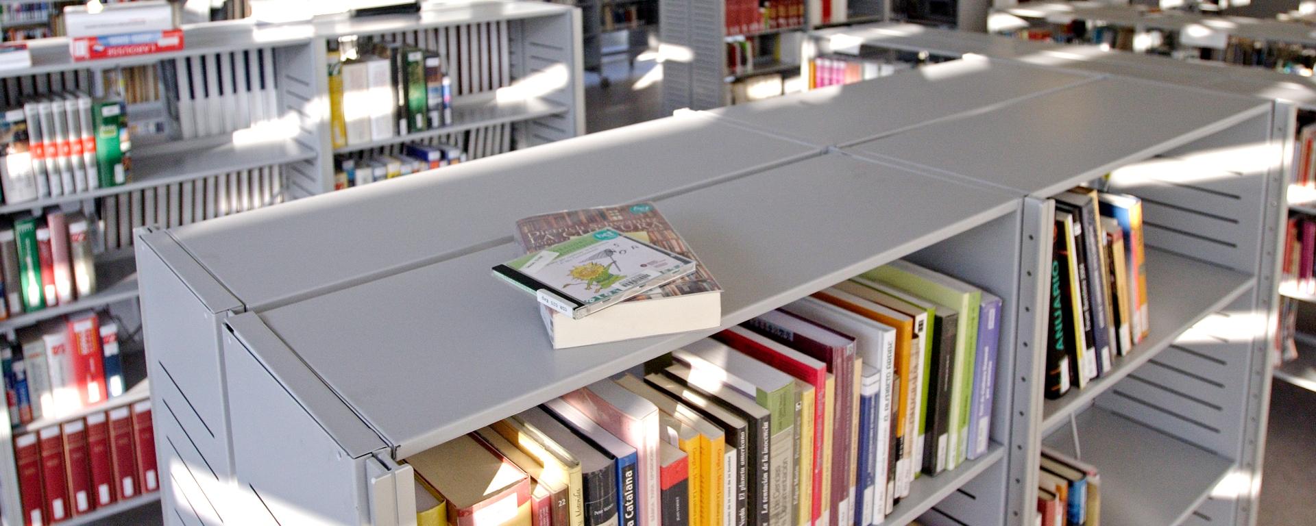 Xarxa de biblioteques municipals de Terrassa